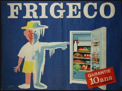 Le réfrigérateur est un des symboles de la consommation des ménages : en quelle année le taux d'équipement des ménages dépasse-t-il 50%, pour les quatre biens durables que sont l'automobile, le lave-linge, le réfrigérateur et la télévision ?