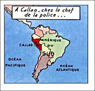 """""""Le Temple du Soleil"""" > Et sur cette carte, y a-t-il quelque chose qui cloche ?"""