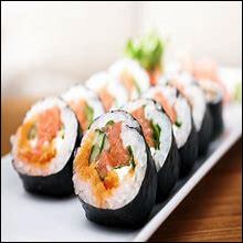 De quel pays les sushis proviennent-ils ?