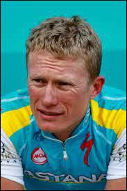 Dans quel pays est né le coureur Alexandre Vinokourov ?