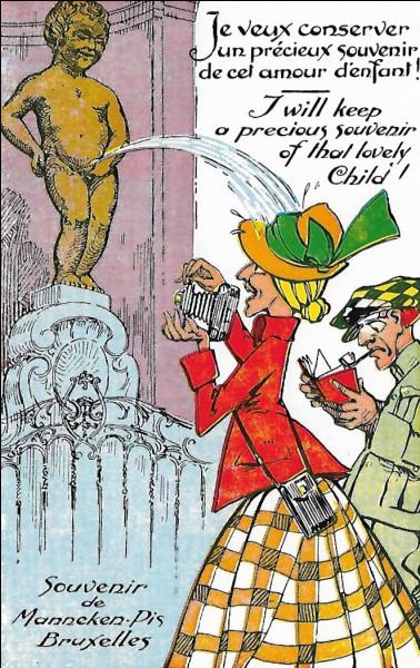 Combien de costumes différents possède le Manneken-Pis ?