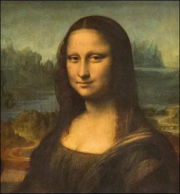 """Quel est le décor de fond des tableaux """"La Dame à l'hermine"""" et """"La Belle Ferronnière"""" de Léonard de Vinci ?"""