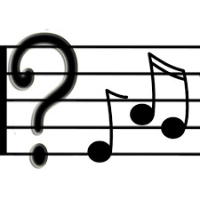 Music in questions