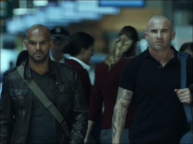 Lincoln et Sucre se sont-ils déjà aperçus avant la prison ?
