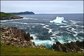 Où se situe la grande île de Terre-Neuve ?