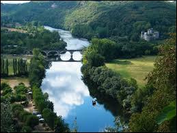 Quelle est la longueur de la Dordogne ?