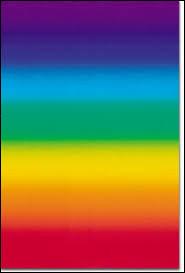 Ta couleur préféré est :