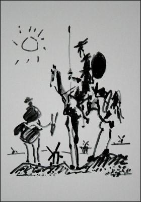Que signifie l'expression : « Se battre contre des moulins à vent» ?