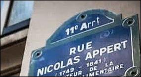 Quelle invention de Nicolas Appert avons-nous dans nos maisons aujourd'hui ?