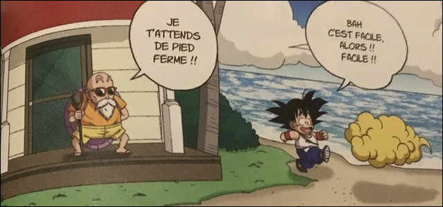 Goku a-t-il vraiment sauvé Lunch sans Krilin ?