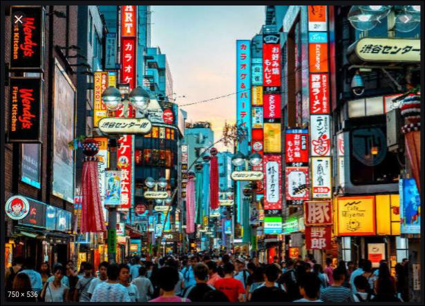Laquelle de ces villes est la plus éloignée de Tokyo ?