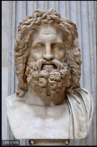 Selon la mythologie grecque, qui était le chef des dieux ?