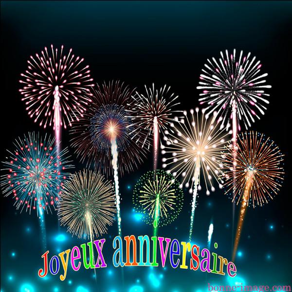 """Cet anniversaire vaut bien qu'on allume le feu ! Qui chantait """"Allumer le feu"""" ?"""