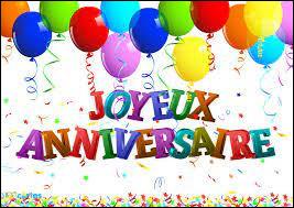 En ce 14 septembre, souhaitons un joyeux anniversaire à notre Nwt en italien !
