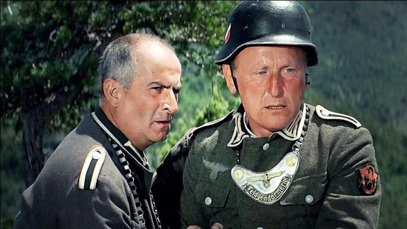 Ce film comique sorti en 1966, à l'immense succès, raconte les aventures et les déboires de deux Français obligés d'aider un petit groupe d'aviateurs britanniques à se rendre en zone libre, tout en étant poursuivis par les Allemands : c'est ...