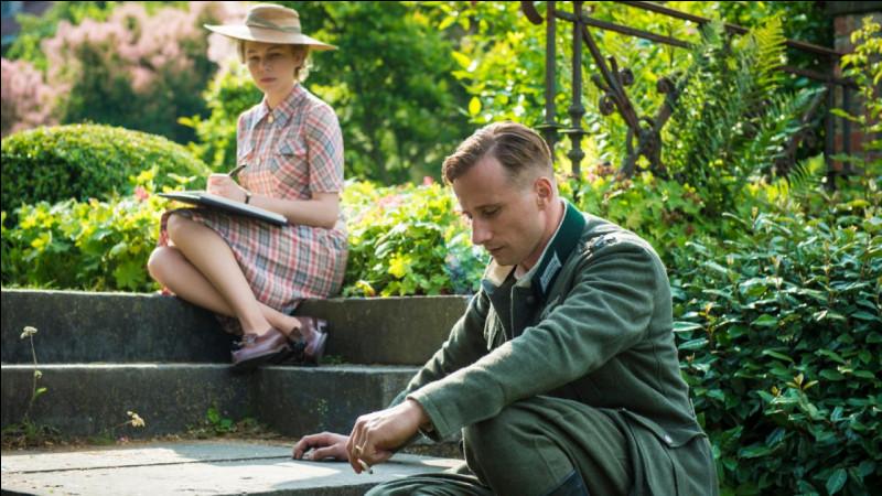 Après la défaite de mai-juin 1940, Lucille Angellier attend des nouvelles de son mari, prisonnier en Allemagne. Elle vit avec sa belle-mère dans une maison bourgeoise du centre de la France : quel est ce film sorti en 2014 ?