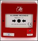 Il est fort conseillé pour un élève d'appuyer sur l'alarme d'incendie (pour rigoler) !