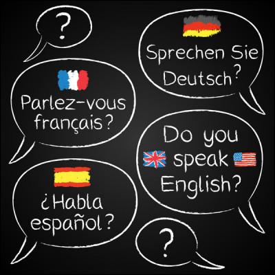 Quelle langue est obligatoire pour tous les élèves du collège en LV1 ?