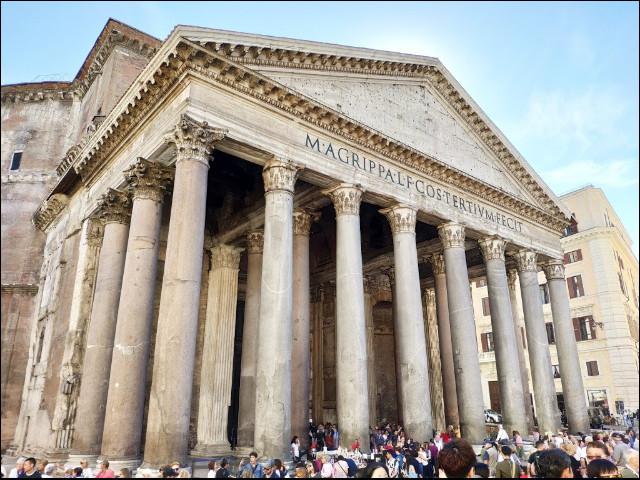 Le Panthéon - À quoi servait le Panthéon à sa fondation ?