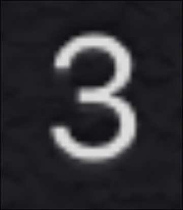 """Comment dit-on """"trois"""" en anglais ?"""