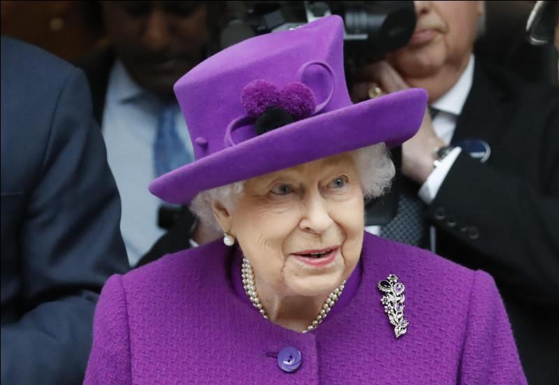 À la fin de notre promenade, nous décidons d'aller à Buckingham Palace. Encore une fois nous embarquons dans un bus afin d'aller plus rapidement à notre destination. Arrivés devant le sublime palais de la reine ... euh d'ailleurs, comment se nomme la Reine d'Angleterre ?