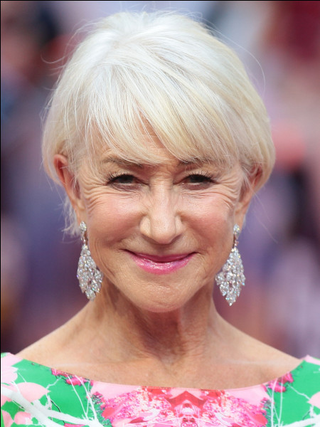 Dans quel film ne voit-on pas Helen Mirren ?