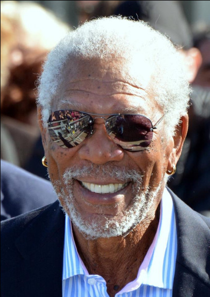 Dans quel film ne voit-on pas Morgan Freeman ?