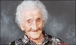 """Quelle Française ayant vécu 122 ans a été nommée """"Personne la plus vieille ayant vécu dont l'âge est vérifié"""" en 1989 ?"""