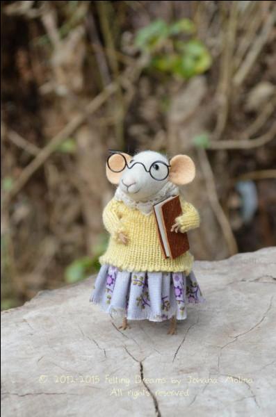 """Quel est le nom de cette même """"petite souris"""" ayant la même tâche en Espagne ?"""
