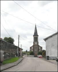 Voici l'église Sainte-Colombe de Provenchères-lès-Darney. Commune du Grand-Est, dans l'arrondissement de Neufchâteau, elle se situe dans le département ...