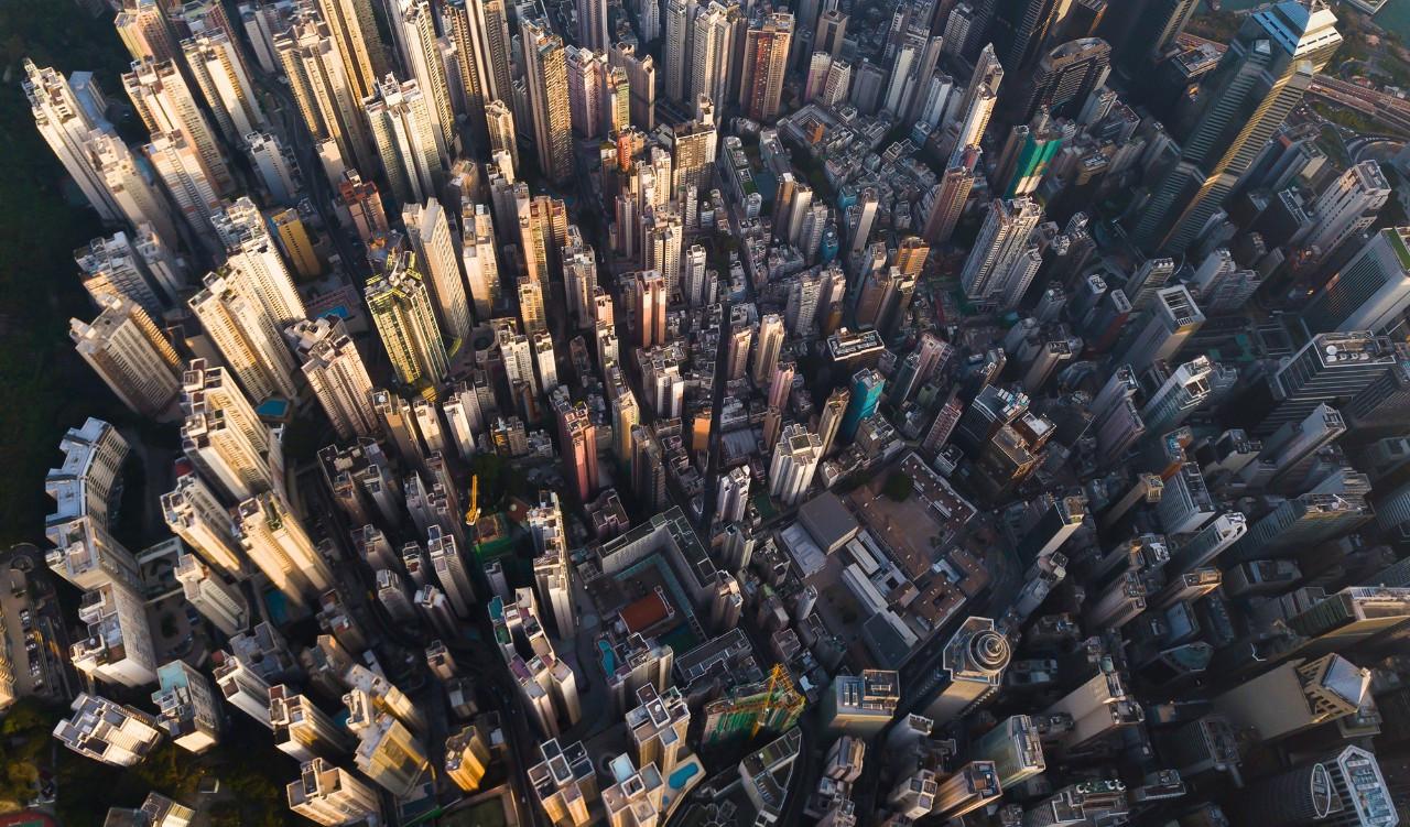 Les grandes villes - Hong Kong