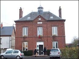 Commune Euroise, Amfreville-sous-les-Monts se situe dans l'ancienne région ...