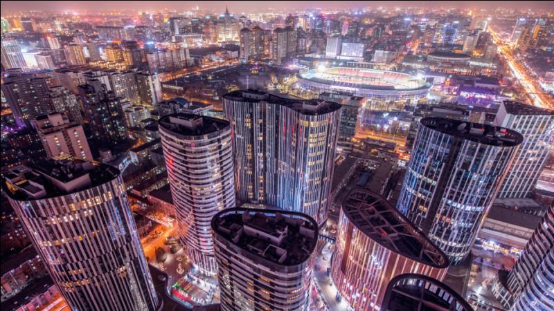 En quelle année est créée la ville de Shenzhen ?