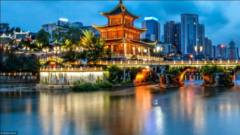 Les grandes villes - Shenzen