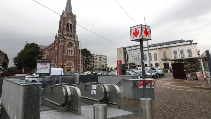Commune du département du Nord (59) peuplée de 41000 habitants. Ville frontalière de la Belgique - Le canal de Roubaix, rouvert à la navigation depuis 2009 - Le musée des Arts et Traditions populaires.
