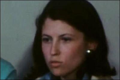 Vous reconnaissez cette femme politique à ses débuts : c'est ...