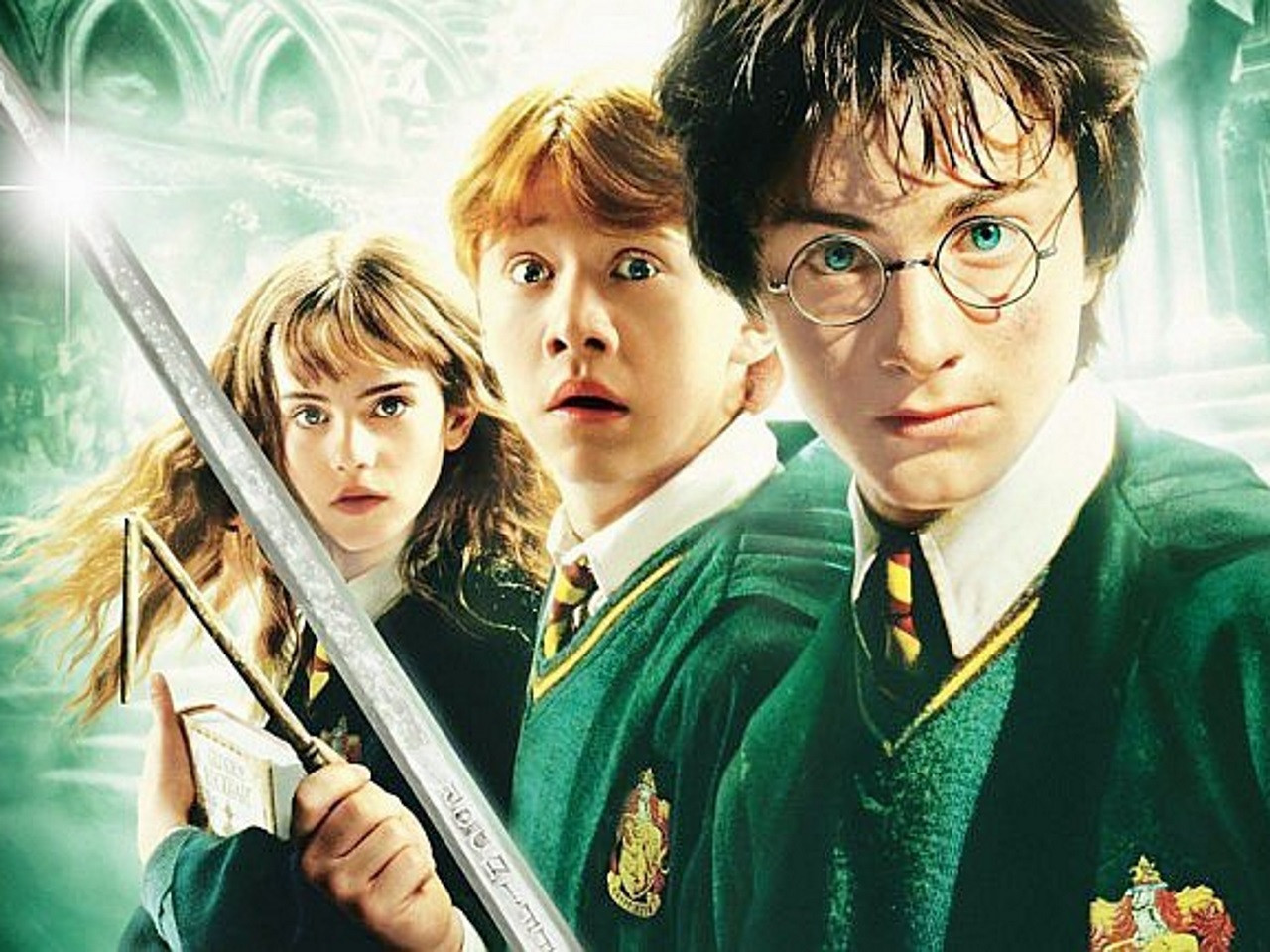 Harry Potter ou Ron Weasley