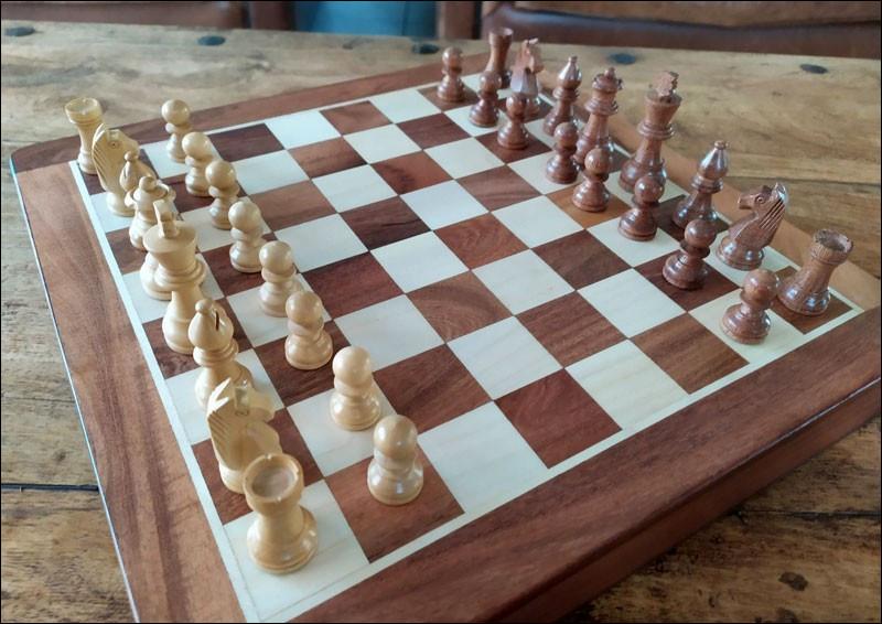 Lequel de ces noms désigne une pièce de jeu d'échecs ?