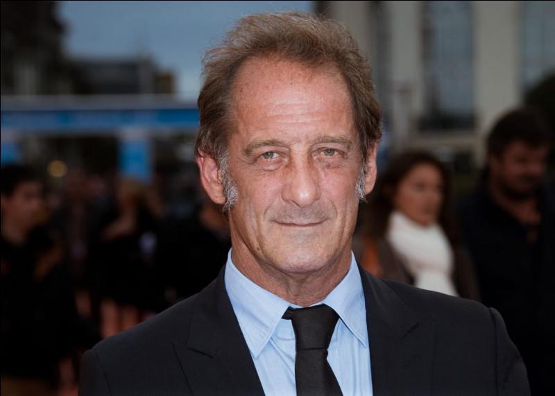 Nous commençons avec un acteur français que vous reconnaissez peut-être, c'est ... Lindon.
