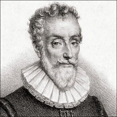 Poète français du début XVIIe, préfigurant le classicisme, voici le rigoureux ... de Malherbe.