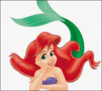 Quelle princesse vit sous l'océan ?