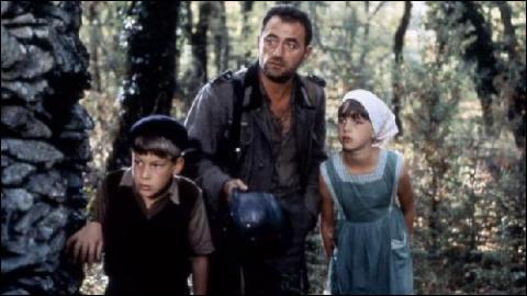 En 1944, alors que la guerre touche à sa fin dans un village de Haute-Provence, deux frères, Antoine et Julien, et leur copain Gaby, guettent l'arrivée des Américains ; ils rencontrent Franz, un soldat allemand (Richard Bohringer) : c'est ...