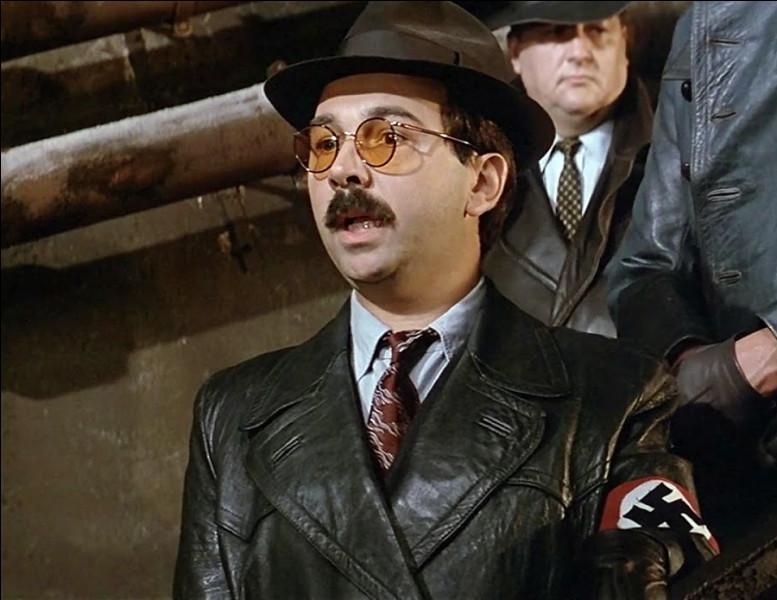 Ce film, sorti en 1983, adapté d'une pièce de théâtre de Martin Lamotte et Christian Clavier, parodie loufoque qui tourne en dérision la résistance et l'occupation, a connu un grand succès auprès du public : c'est ...