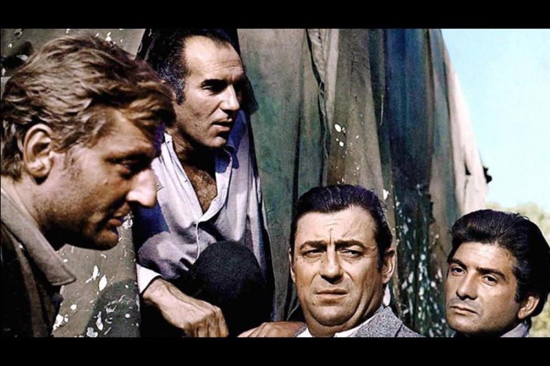 Dans les Cévennes en 1943, un groupe de maquisards commandés par Cazal (Bruno Cremer) réussit à libérer de leur prison douze condamnés à mort. C'est un film de Costa-Gavras, sorti en 1967 :