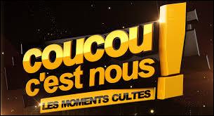 """Jusqu'en 1995, qui présentait l'émission """"Coucou, c'est nous"""" sur TF1 ?"""
