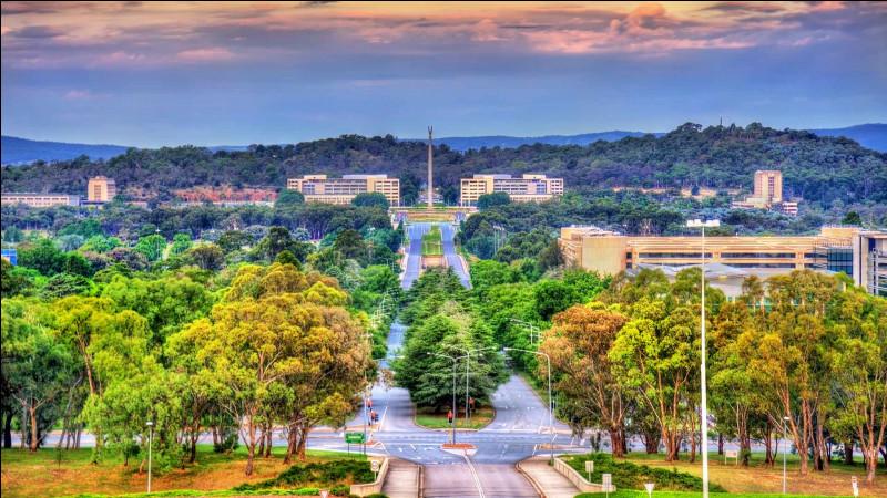 Vos connaissances géographiques vous permettront-elles de pointer la ville de Canberra, capitale de l'Australie ?