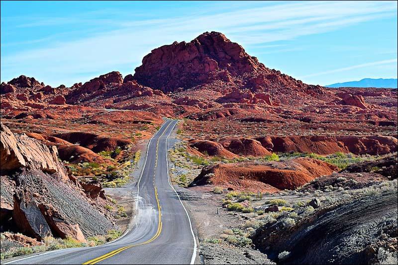 """Connaissez-vous suffisamment la topographie des États-Unis pour cibler Las Vegas, également appelée Sin City, """"la ville du péché"""", sise au Nevada ?"""