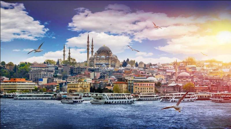 Le positionnement géographique de la ville d'Istanbul serait-il susceptible de vous causer quelques menus tracas ?