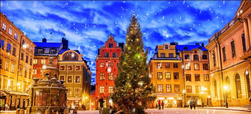 Serait-ce dans vos cordes de cliquer sur la ville de Stockholm, capitale de la Suède, sans commettre d'erreur ?