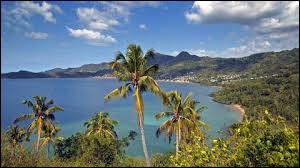 Mayotte se situe sur l'océan Indien.